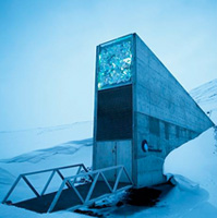 After water-intrusion scare, Seed Vault renovations begin
