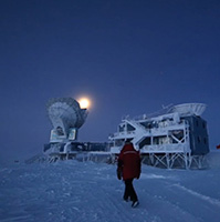 Record-setting scientist calls South Pole an 'absolutely amazing place'