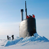 "U.S. Navy to flex muscles in Arctic: ""Opportunity for conflict is only rising """