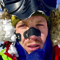 US explorer Colin O'Brady completes first unaided solo trek of Antarctica