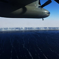 Study in Antarctic waters reveals why Ross Ice Shelf melts in summer