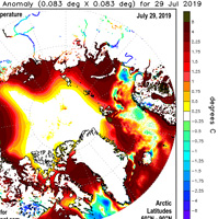 Arctic Sea Ice Gone By September 2019?