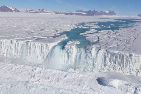 Antarctic Temperature Rises Above 20 C˚ For First Time on Record