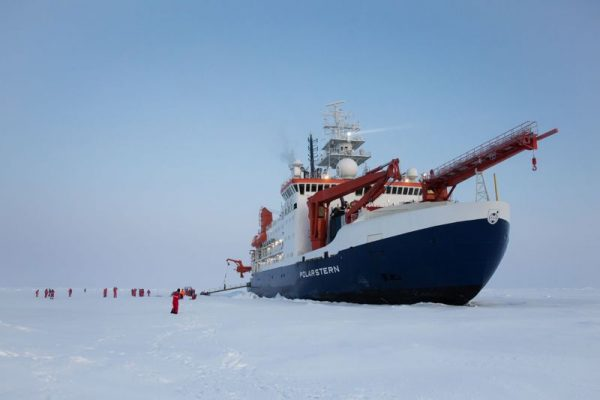 Coronavirus Crisis Hits Ice-Locked Arctic Research Expedition