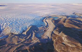 Greenland in on track to lose ice faster this century than in any other over the past 12000 years!